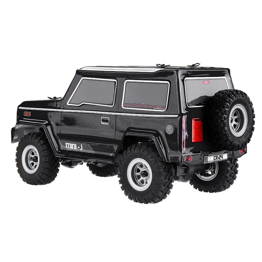 rc-cars URUAV 1/24 4WD 2.4G Mini RC Car Crawler Model Vehicle Waterproof RTR With Two Battery RC1447454 5