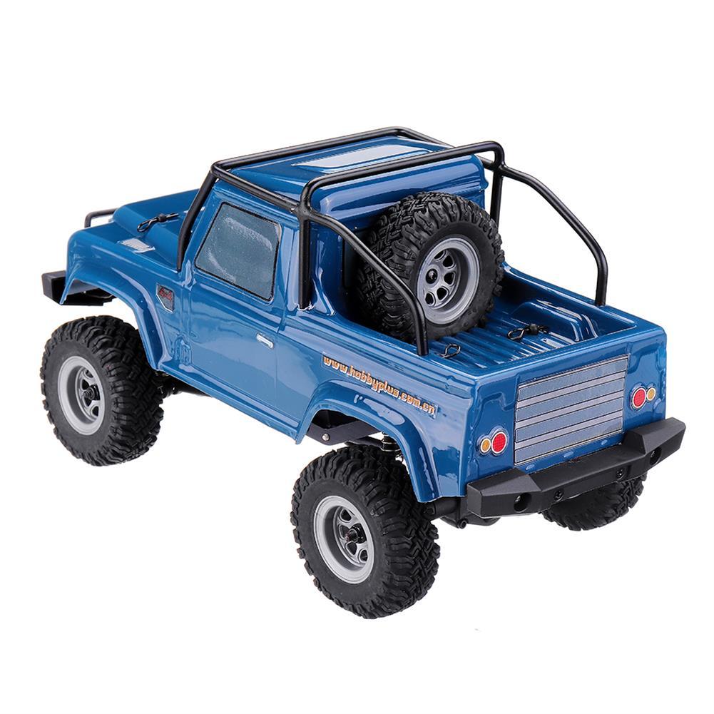 rc-cars URUAV 1/24 4WD 2.4G Mini RC Car Crawler Model Vehicle Waterproof RTR RC1447471 2