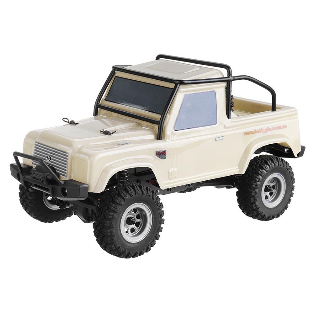 rc-cars URUAV 1/24 4WD 2.4G Mini RC Car Crawler Model Vehicle Waterproof RTR RC1447471 3