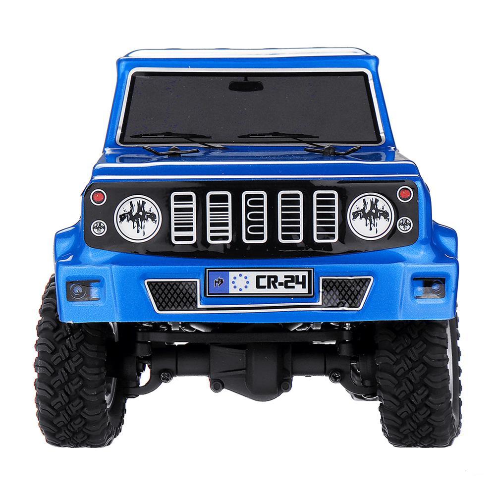 rc-cars URUAV 1/24 4WD 2.4G Mini RC Car Crawler Model Vehicle Waterproof RTR RC1447471 8