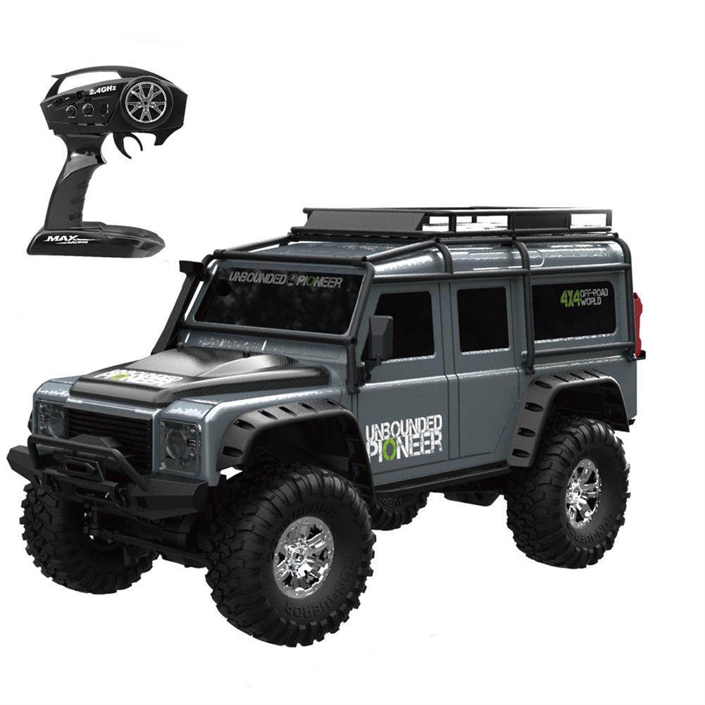 rc-cars HB Toys ZP1001 1/10 2.4G 4WD Rc Rally Car Proportional Control Retro Vehicle w/ LED Light RTR Model RC1448623 1