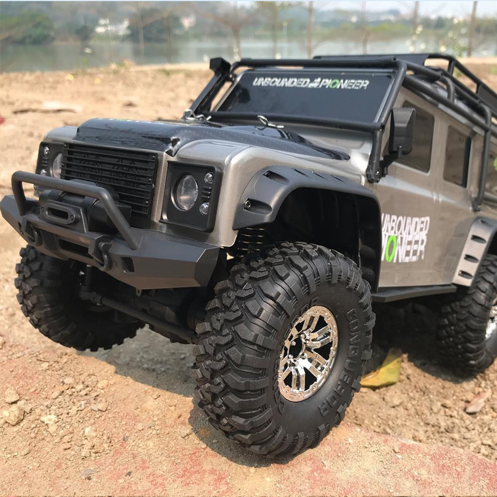 rc-cars HB Toys ZP1001 1/10 2.4G 4WD Rc Rally Car Proportional Control Retro Vehicle w/ LED Light RTR Model RC1448623 3