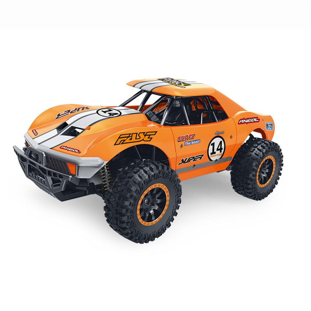 rc-cars Flytec SL-150A 1/14 Scale 2WD 2.4GHz Muscle Semi-High Speed Off Road RC Car Vehicle Models RC1448954