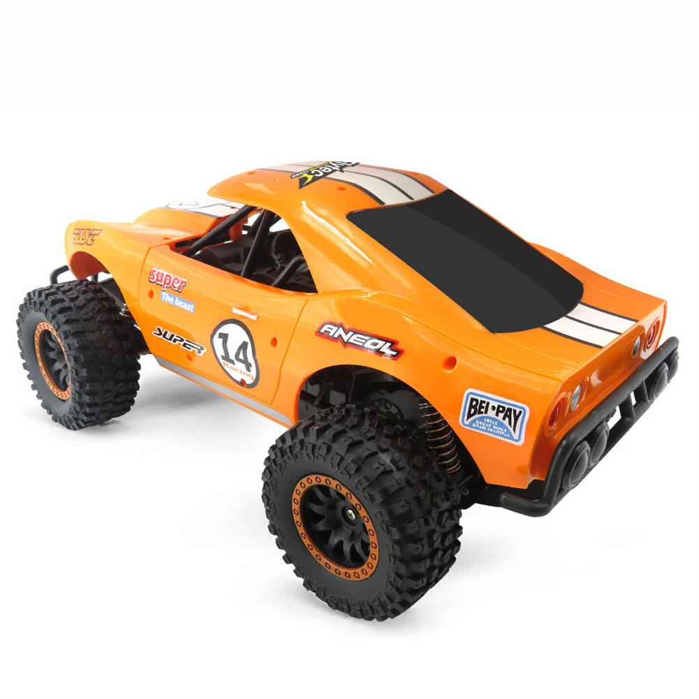 rc-cars Flytec SL-150A 1/14 Scale 2WD 2.4GHz Muscle Semi-High Speed Off Road RC Car Vehicle Models RC1448954 3