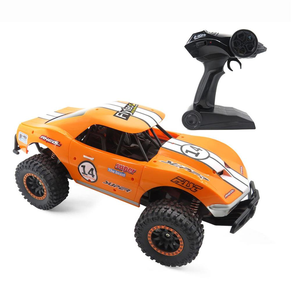 rc-cars Flytec SL-150A 1/14 Scale 2WD 2.4GHz Muscle Semi-High Speed Off Road RC Car Vehicle Models RC1448954 4