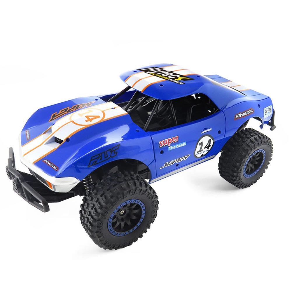 rc-cars Flytec SL-150A 1/14 Scale 2WD 2.4GHz Muscle Semi-High Speed Off Road RC Car Vehicle Models RC1448954 7