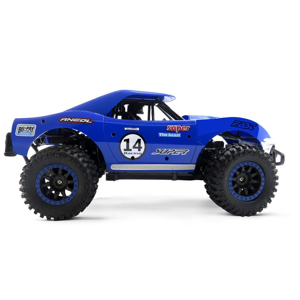 rc-cars Flytec SL-150A 1/14 Scale 2WD 2.4GHz Muscle Semi-High Speed Off Road RC Car Vehicle Models RC1448954 8