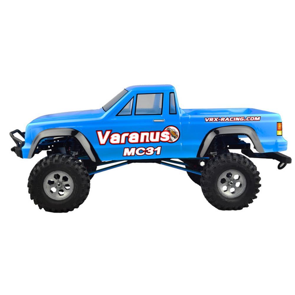 rc-cars VRX Racing RH1050 MC31 Varanus 1/10 2.4G 4WD Brushed Rc Car Electric Vehicle RTR Model RC1450551 3