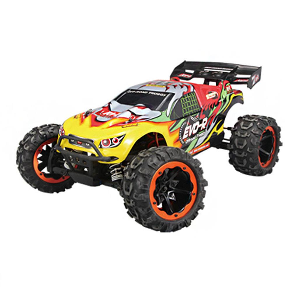rc-cars Remo Hobby 8065 1/8 2.4G 4WD 40km/h Brushless Rc Car Electric Off-Road Truggy EVO-R RTR Model RC1451214