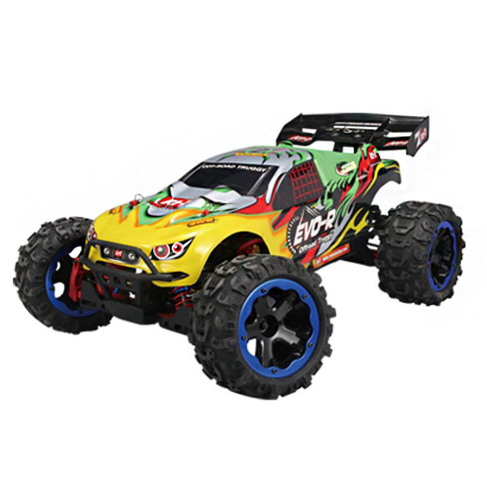 rc-cars Remo Hobby 8065 1/8 2.4G 4WD 40km/h Brushless Rc Car Electric Off-Road Truggy EVO-R RTR Model RC1451214 1