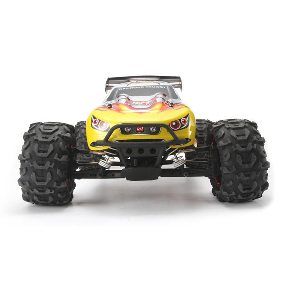 rc-cars Remo Hobby 8065 1/8 2.4G 4WD 40km/h Brushless Rc Car Electric Off-Road Truggy EVO-R RTR Model RC1451214 3