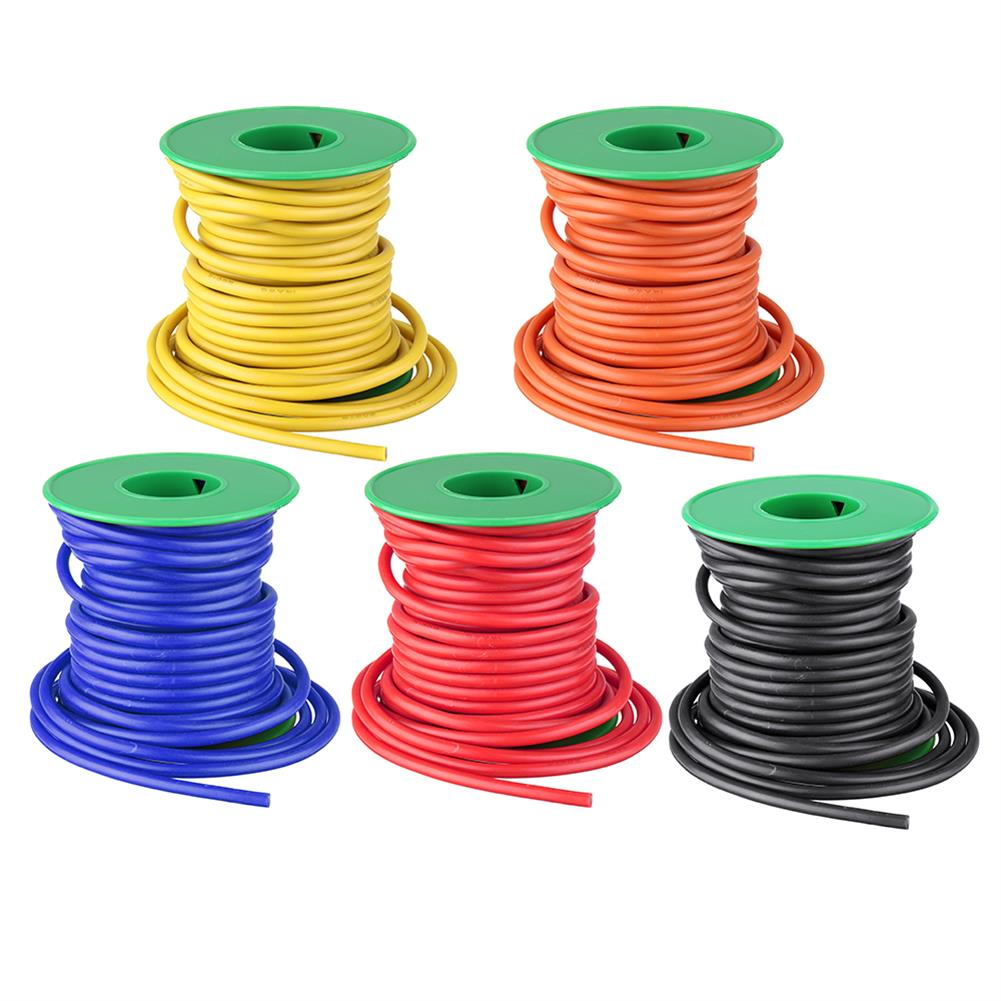 connector-cable-wire 7M 12AWG Soft Silicone Cable Wire High Temperature Tinned Copper RC1451264