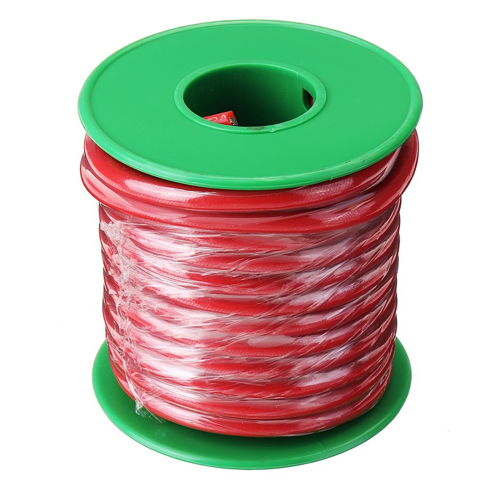 connector-cable-wire 4M 8AWG Soft Silicone Wire Cable High Temperature Tinned Copper RC1451266 3