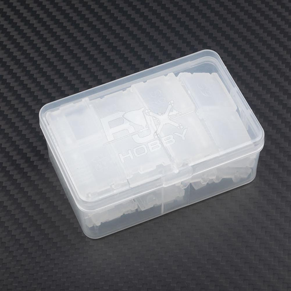 connector-cable-wire 20PCS RJXHOBBY Lipo Battery Plug Connector AB Clip Buckle For 2S-6S Lipo Battery RC1451685 8