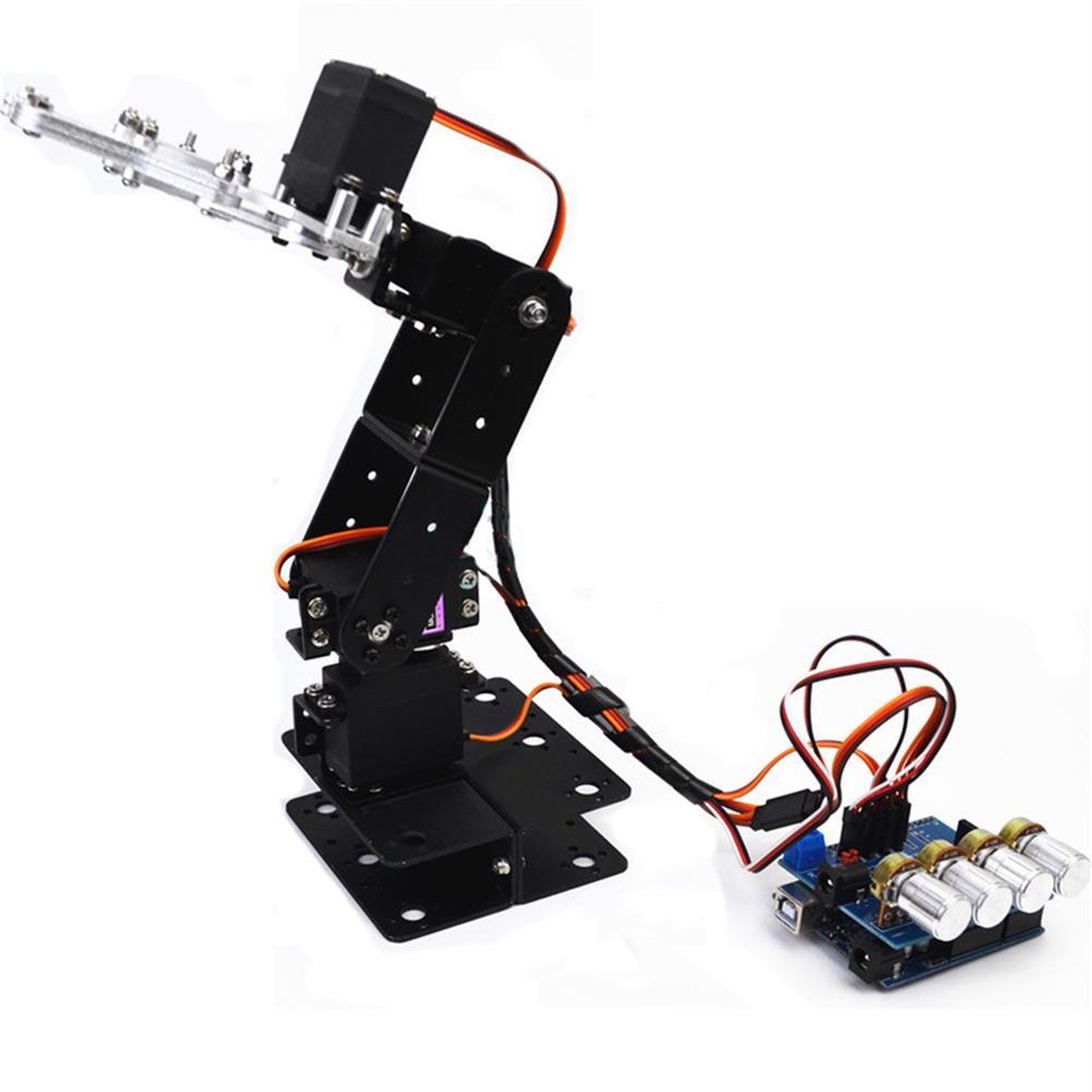 robot-arm-tank Small Hammer DIY Arduino 4DOF Aluminous RC Robot Arm RC1451686