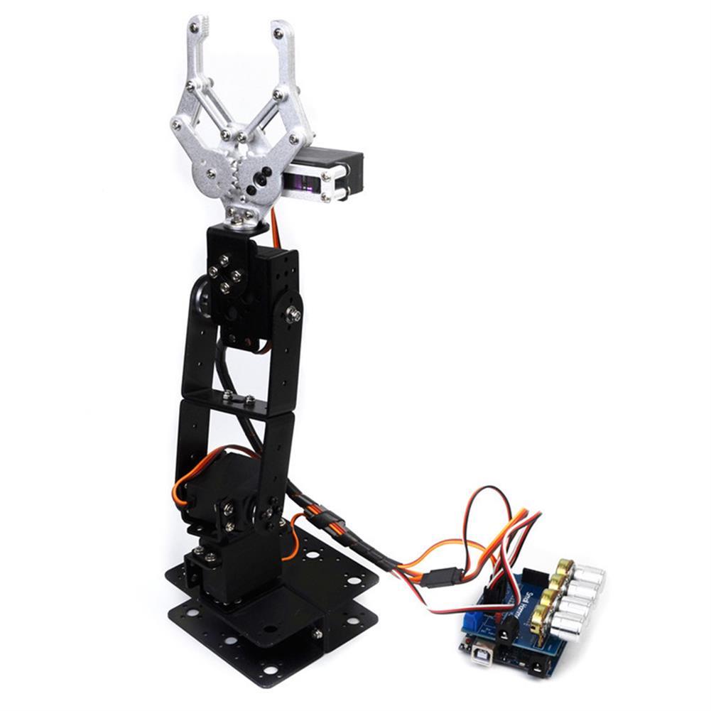 robot-arm-tank Small Hammer DIY Arduino 4DOF Aluminous RC Robot Arm RC1451686 1