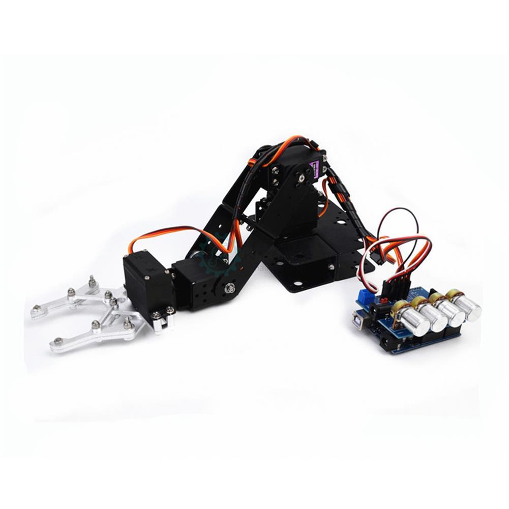 robot-arm-tank Small Hammer DIY Arduino 4DOF Aluminous RC Robot Arm RC1451686 3