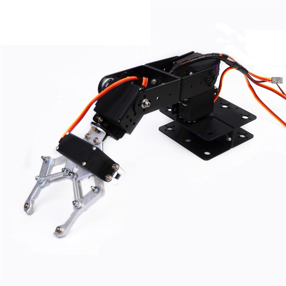 robot-arm-tank Small Hammer DIY Arduino 4DOF Aluminous RC Robot Arm RC1451686 5