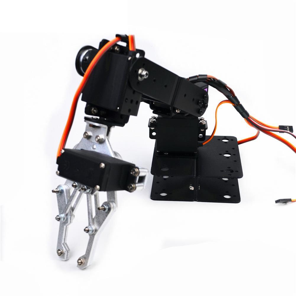 robot-arm-tank Small Hammer DIY Arduino 4DOF Aluminous RC Robot Arm RC1451686 6