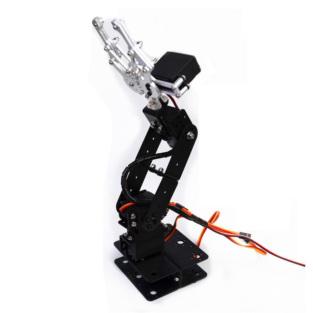 robot-arm-tank Small Hammer DIY Arduino 4DOF Aluminous RC Robot Arm RC1451686 7