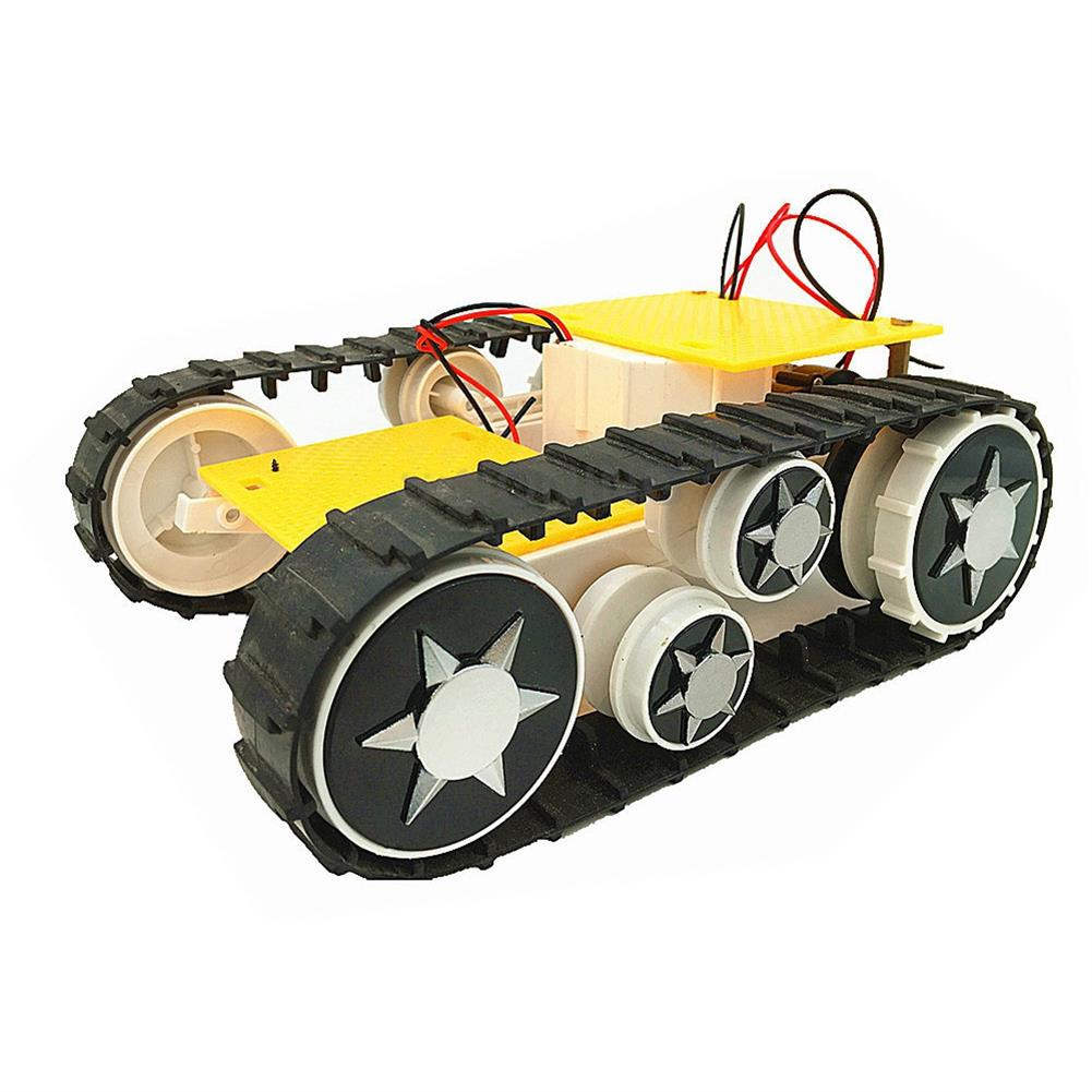 robot-arm-tank Small Hammer Transformable RC Robot Tank Car Chassis Base RC1451958