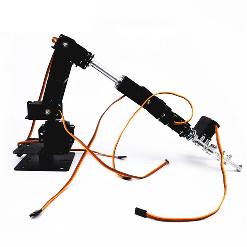 robot-arm-tank Small Hammer DIY 6DOF Metal RC Robot Arm Kit With MG996 Servos RC1451959