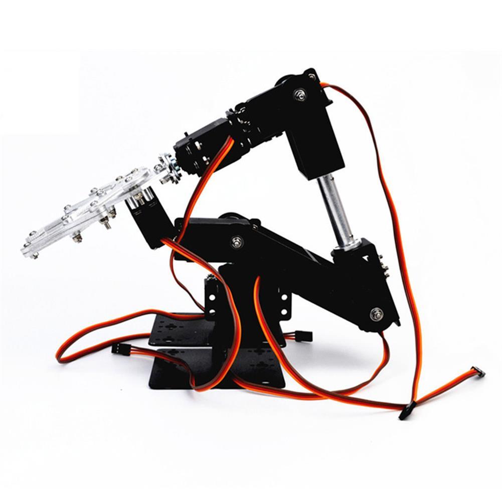 robot-arm-tank Small Hammer DIY 6DOF Metal RC Robot Arm Kit With MG996 Servos RC1451959 2