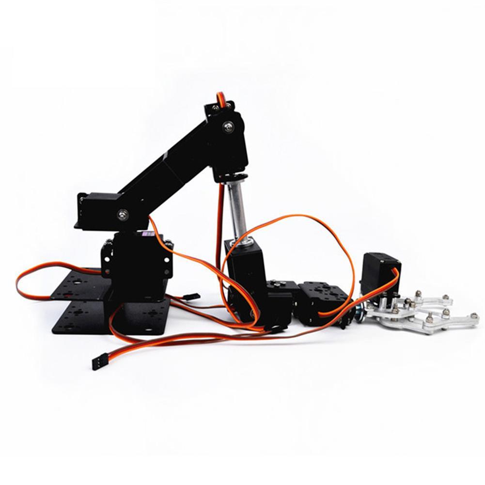 robot-arm-tank Small Hammer DIY 6DOF Metal RC Robot Arm Kit With MG996 Servos RC1451959 3