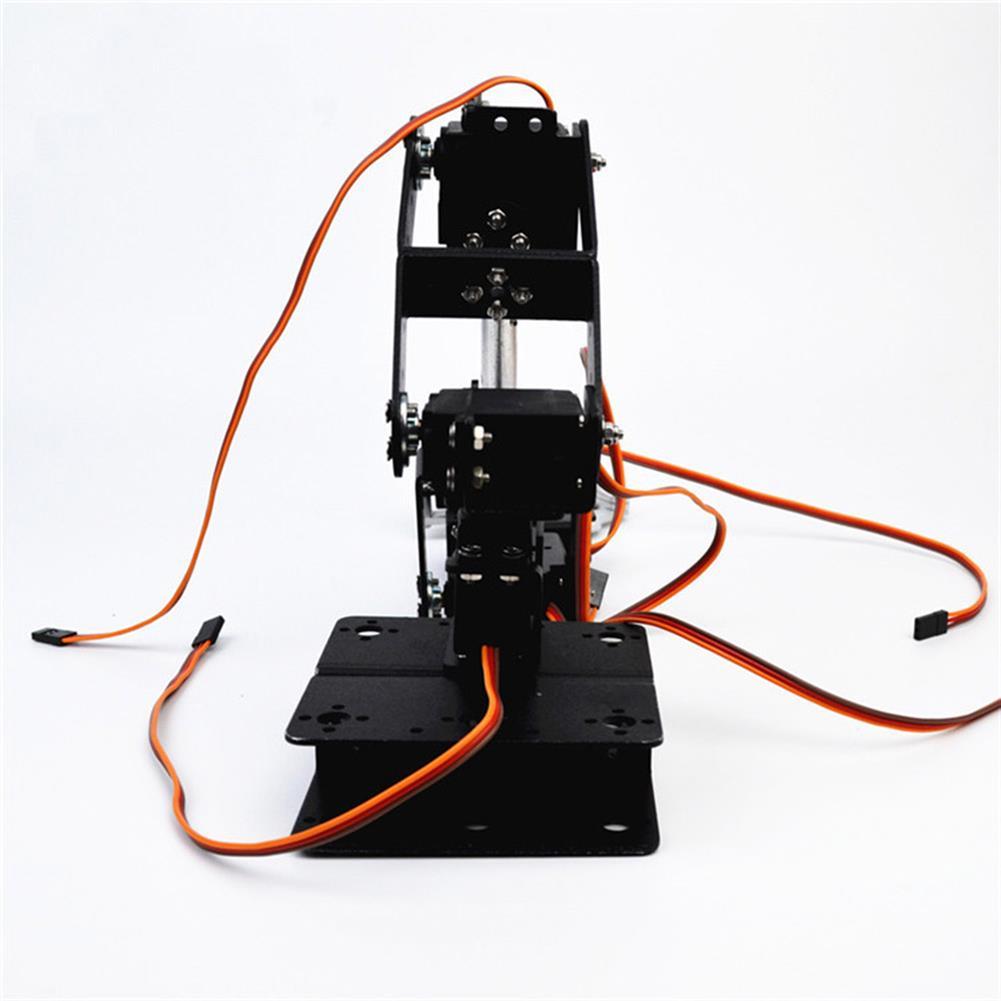 robot-arm-tank Small Hammer DIY 6DOF Metal RC Robot Arm Kit With MG996 Servos RC1451959 5