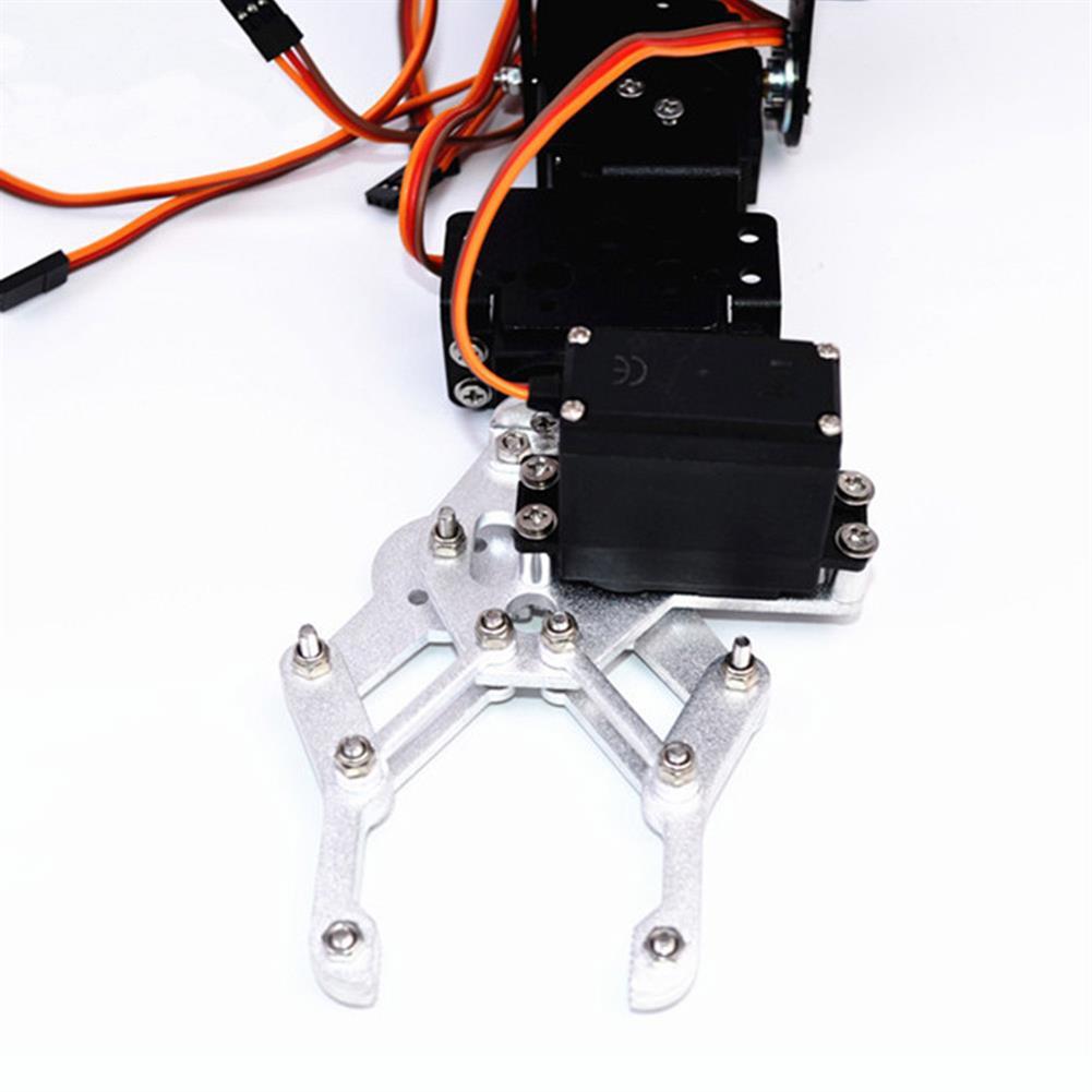 robot-arm-tank Small Hammer DIY 6DOF Metal RC Robot Arm Kit With MG996 Servos RC1451959 6