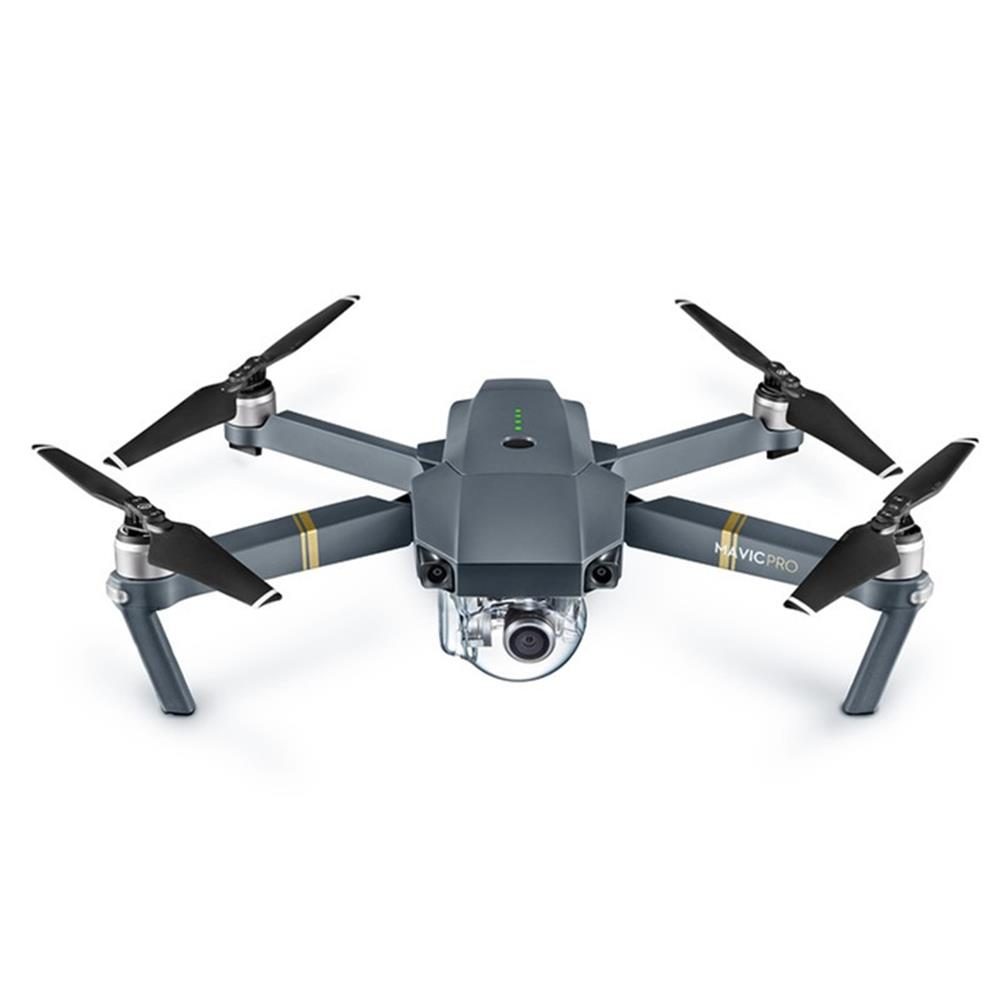rc-quadcopters (Official Refurbished Unit) DJI Mavic Pro With 3Axis Gimbal 4K Camera Obstacle Avoidance RC Drone Quadcopter Fly More Combo RC1451980