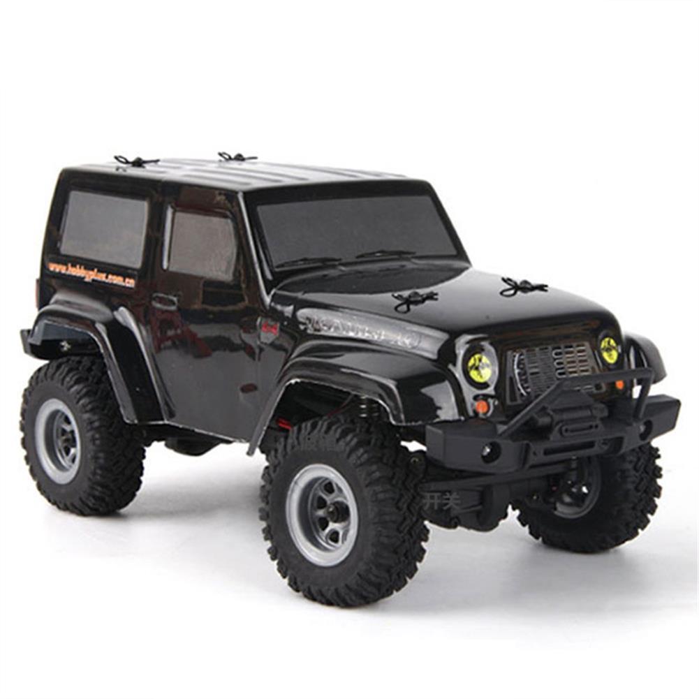 rc-cars URUAV 1/24 2.4G 4WD Mini Rc Car Proportional Control Waterproof Crawler Electric Vehicle RTR Model RC1453137 1