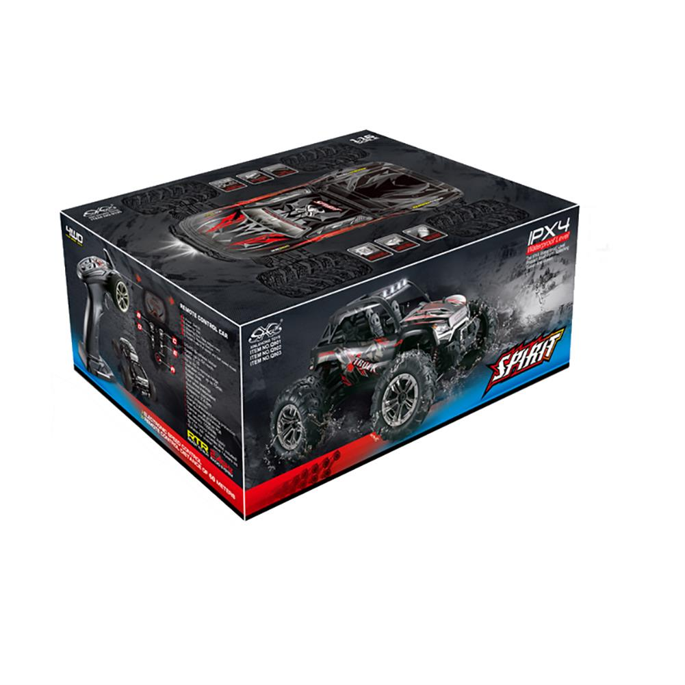 rc-cars Q902 1/16 2.4G 4WD 52km/h High Speed Brushless RC car Dessert Buggy Vehicle Models RC1453688 2
