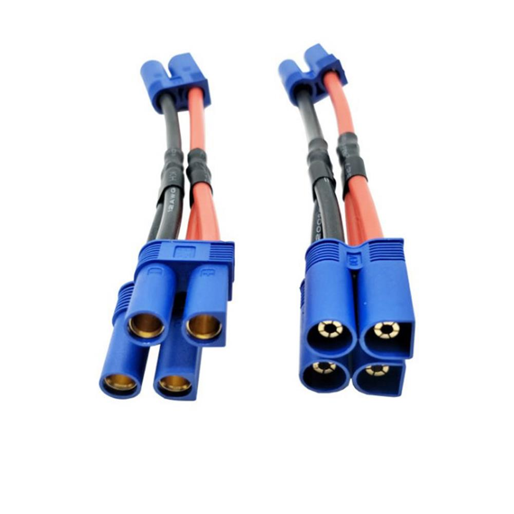 connector-cable-wire EC5 Parallel Series Connection Line Cable Wire For Lipo Battery RC1453719 2