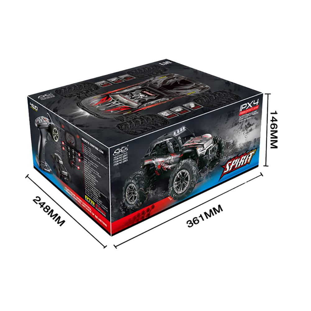 rc-cars Q903 1/16 2.4G 4WD 52km/h High Speed Brushless RC Car Dessert Buggy Vehicle Models RC1453721 7
