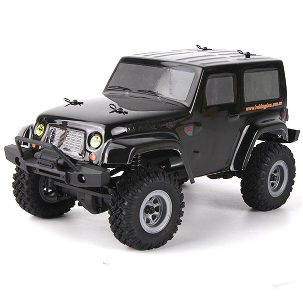 rc-cars URUAV 2 Battery 1/24 2.4G 4WD Mini Rc Car Proportional Control Waterproof Crawler Electric Vehicle RTR Model RC1453815 2