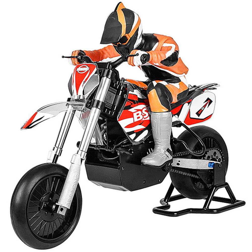 rc-motorcycle BSD Racing 404T 1/4 2.4G 4WD 60km/h Brushless Rc Motorcycle Electric On-Road Car Model RC1454458