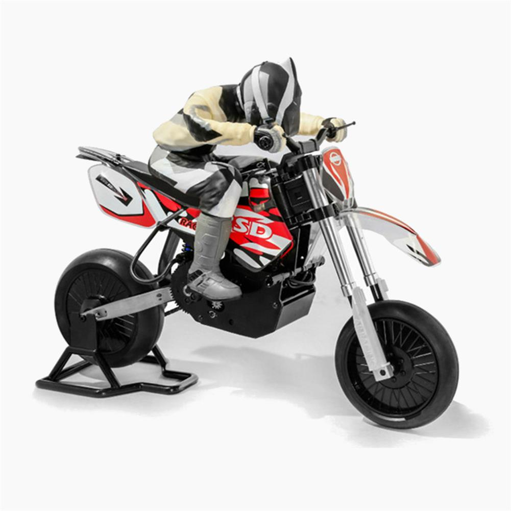 rc-motorcycle BSD Racing 404T 1/4 2.4G 4WD 60km/h Brushless Rc Motorcycle Electric On-Road Car Model RC1454458 1