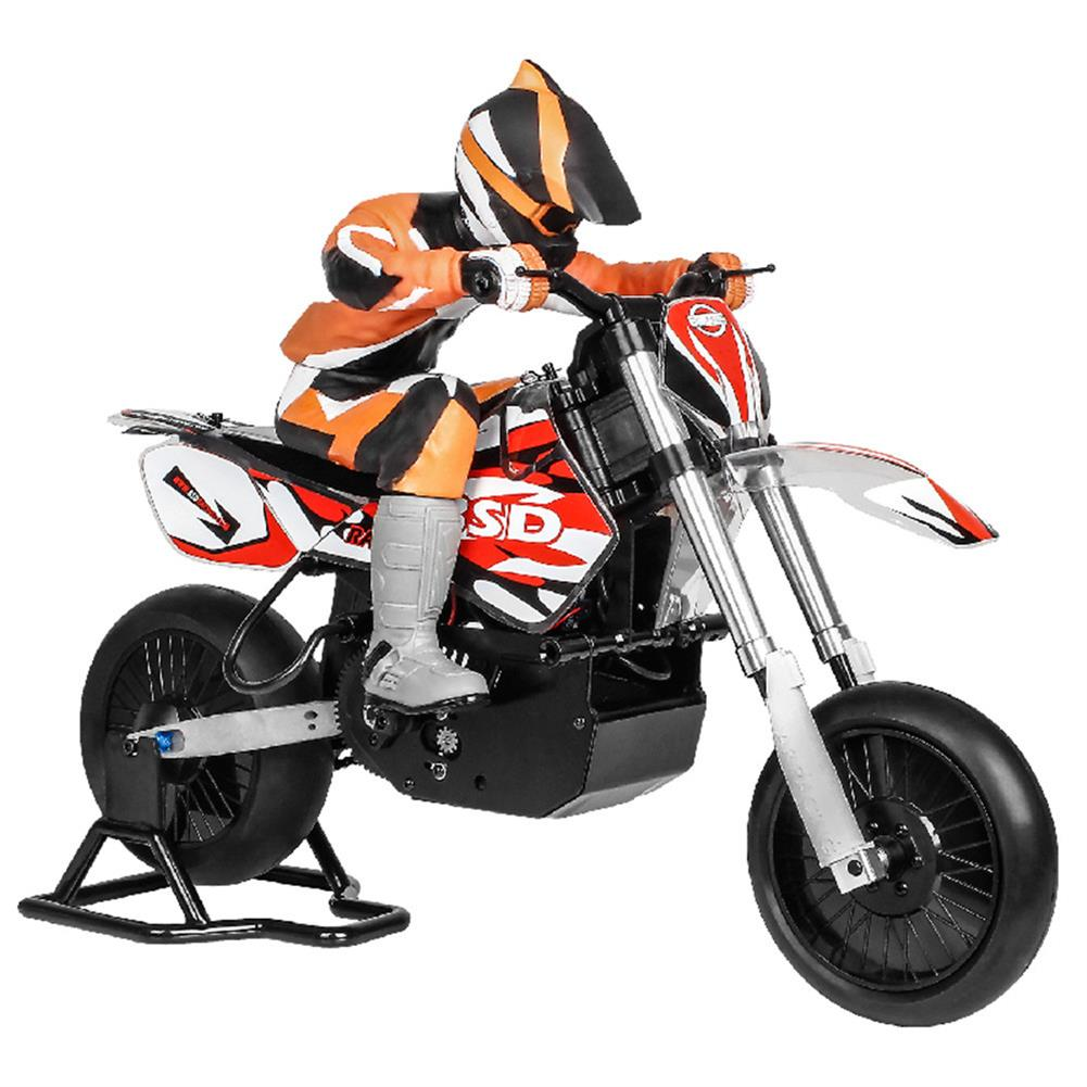 rc-motorcycle BSD Racing 404T 1/4 2.4G 4WD 60km/h Brushless Rc Motorcycle Electric On-Road Car Model RC1454458 3
