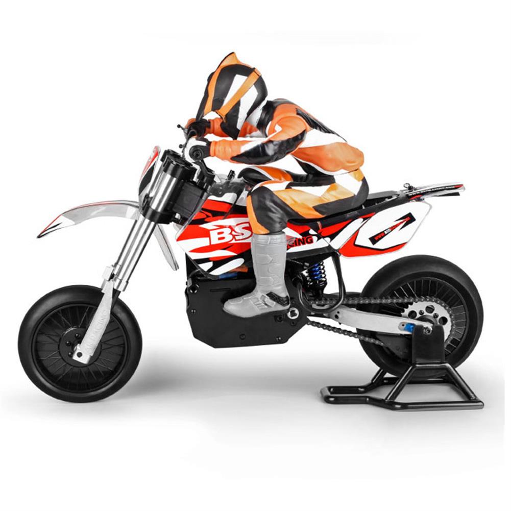 rc-motorcycle BSD Racing 404T 1/4 2.4G 4WD 60km/h Brushless Rc Motorcycle Electric On-Road Car Model RC1454458 4