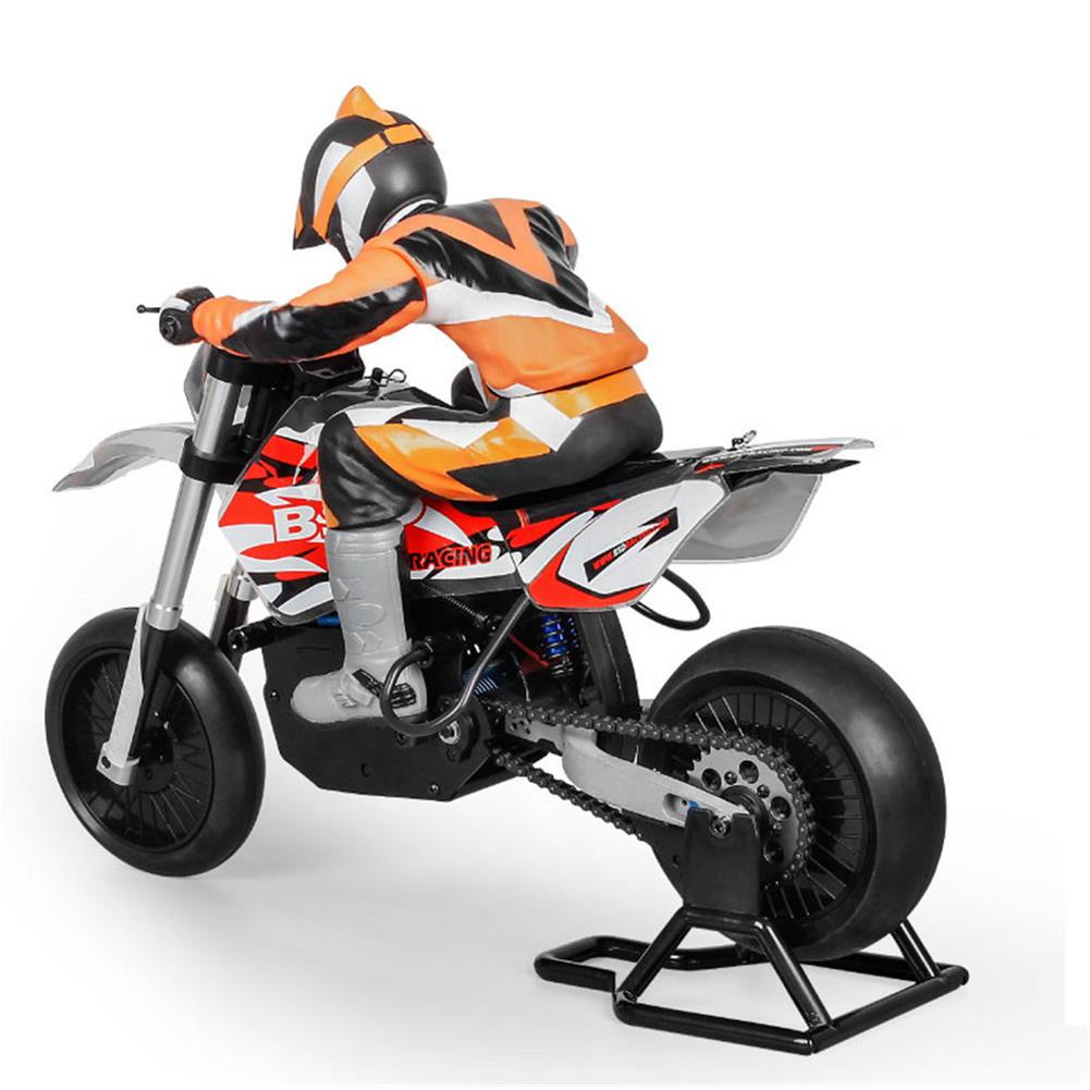 rc-motorcycle BSD Racing 404T 1/4 2.4G 4WD 60km/h Brushless Rc Motorcycle Electric On-Road Car Model RC1454458 5