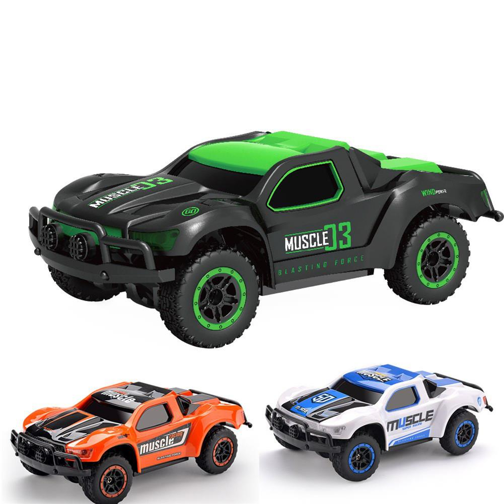 rc-cars 1PC HB Toys DK4301B 1/43 2.4G 4WD Rc Car Electric Short Course Truck Rally Vehicle RTR Model RC1455420
