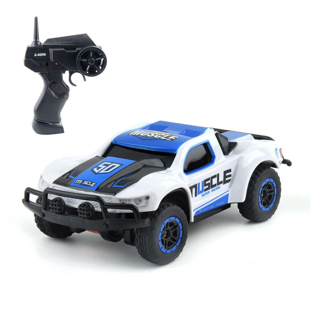 rc-cars 1PC HB Toys DK4301B 1/43 2.4G 4WD Rc Car Electric Short Course Truck Rally Vehicle RTR Model RC1455420 1
