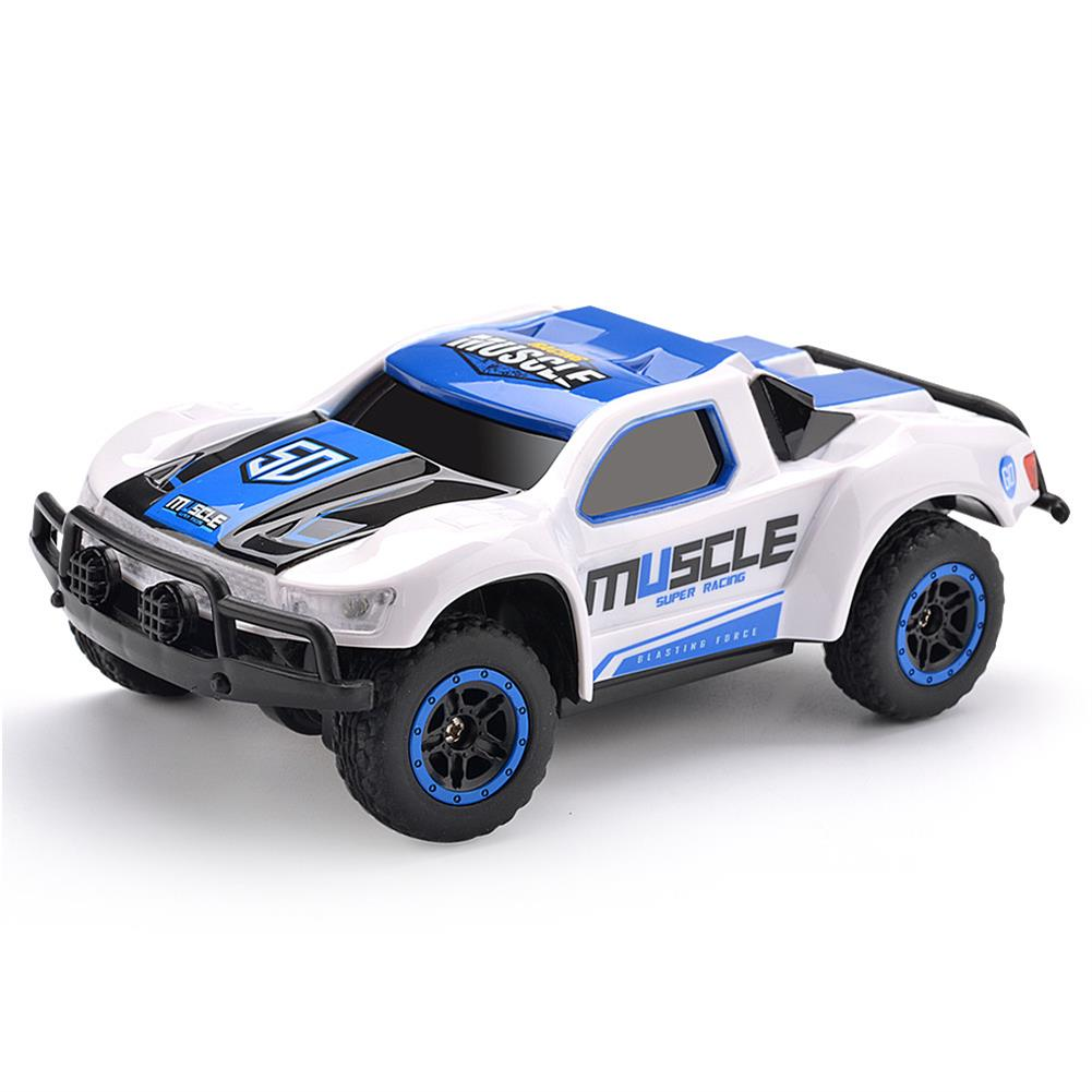 rc-cars 1PC HB Toys DK4301B 1/43 2.4G 4WD Rc Car Electric Short Course Truck Rally Vehicle RTR Model RC1455420 2