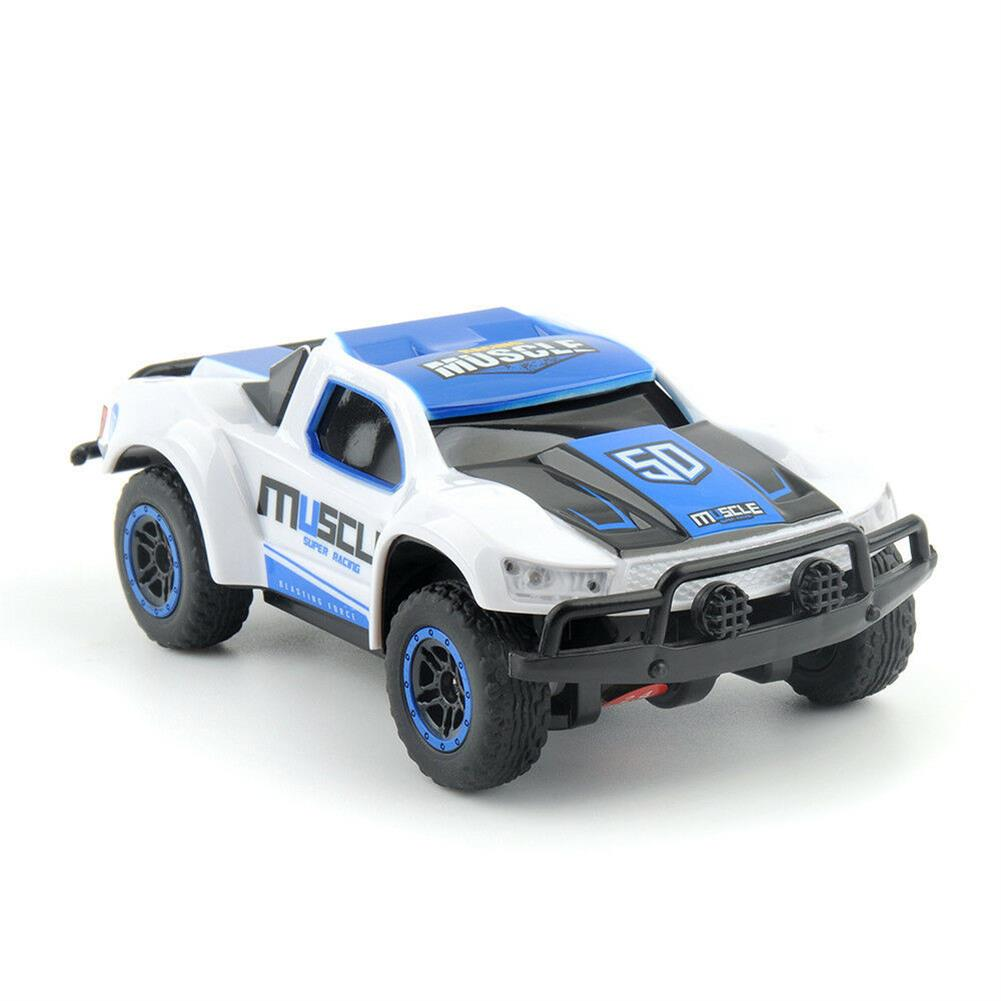rc-cars 1PC HB Toys DK4301B 1/43 2.4G 4WD Rc Car Electric Short Course Truck Rally Vehicle RTR Model RC1455420 3