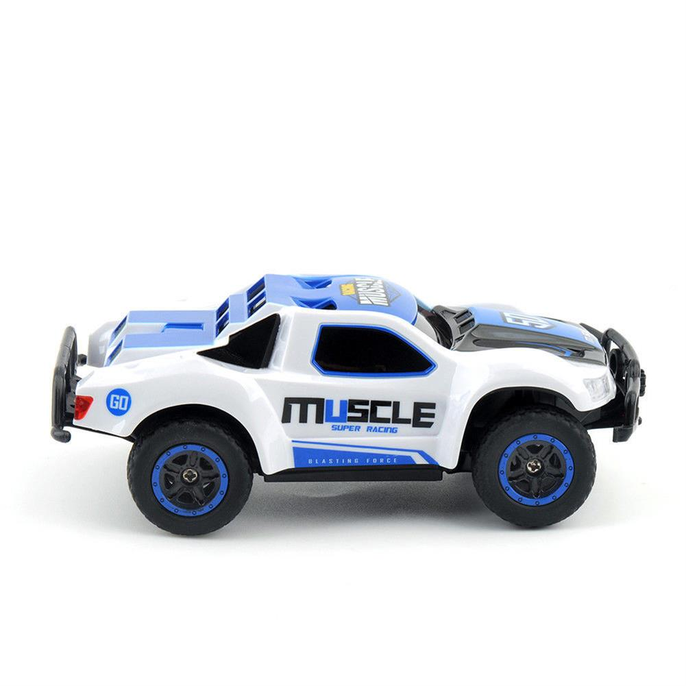 rc-cars 1PC HB Toys DK4301B 1/43 2.4G 4WD Rc Car Electric Short Course Truck Rally Vehicle RTR Model RC1455420 4
