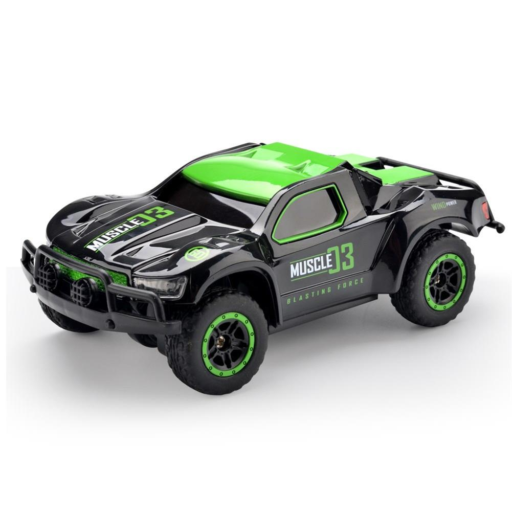 rc-cars 1PC HB Toys DK4301B 1/43 2.4G 4WD Rc Car Electric Short Course Truck Rally Vehicle RTR Model RC1455420 9
