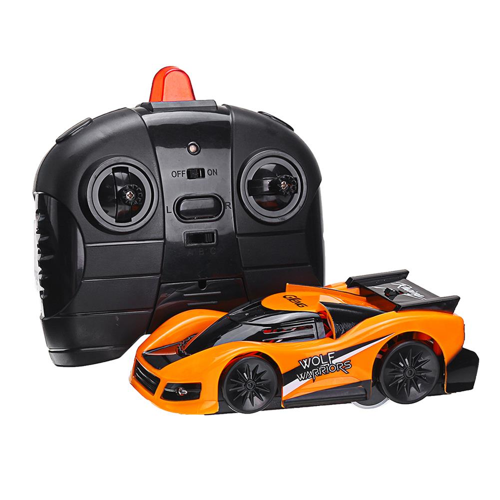 rc-cars GTENG Toys G1 1/32 Infrared Wall Climbing Rc Car Electric RTR Vehicle with LED Light RC1457449 3