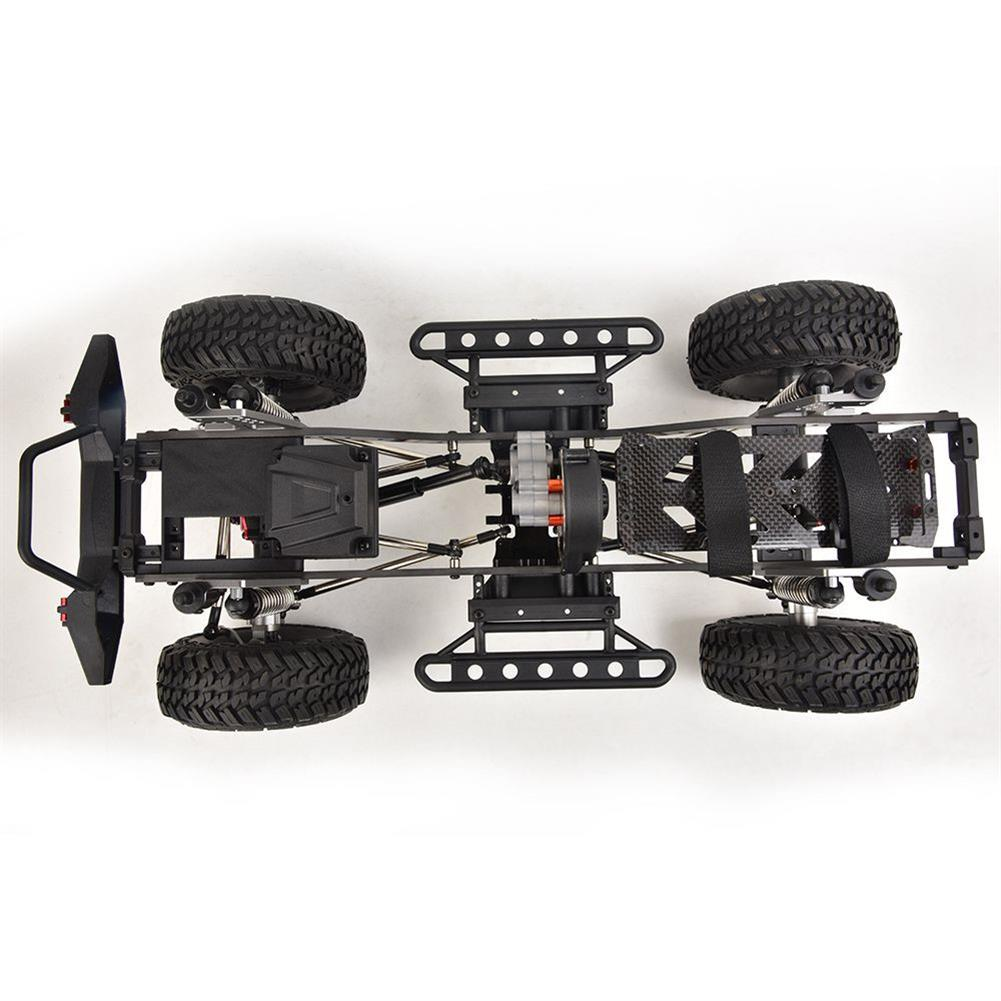 rc-cars RGT EX86100 PRO Kit 1/10 2.4G 4WD Rc Car Electric Climbing Rock Crawler without Electronic Parts RC1458990 1