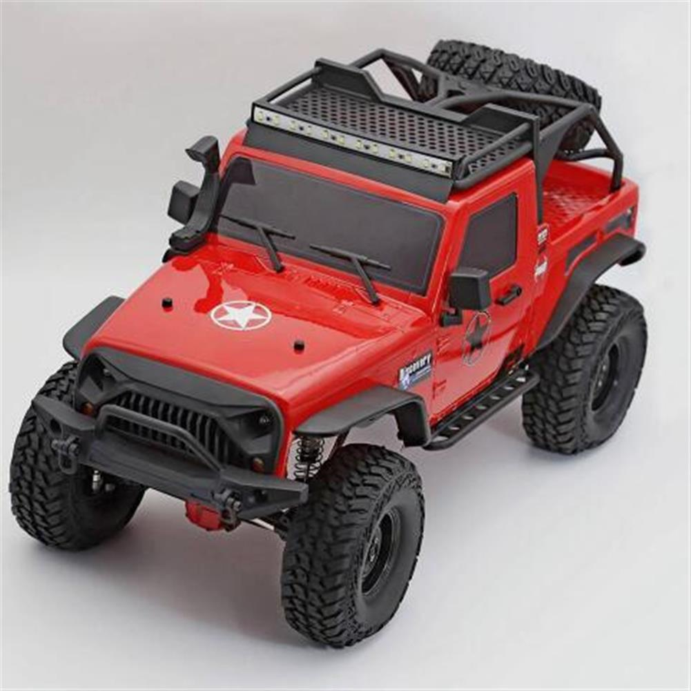 rc-cars RGT EX86100 PRO Kit 1/10 2.4G 4WD Rc Car Electric Climbing Rock Crawler without Electronic Parts RC1458990 6